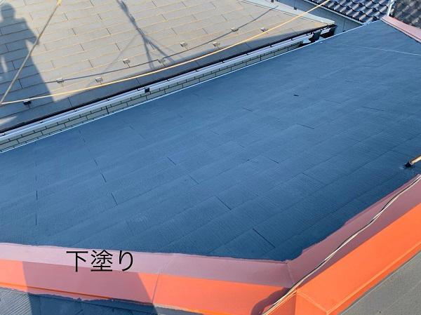 神奈川県相模原市 屋根塗装 3度塗り 下塗りの重要な役割