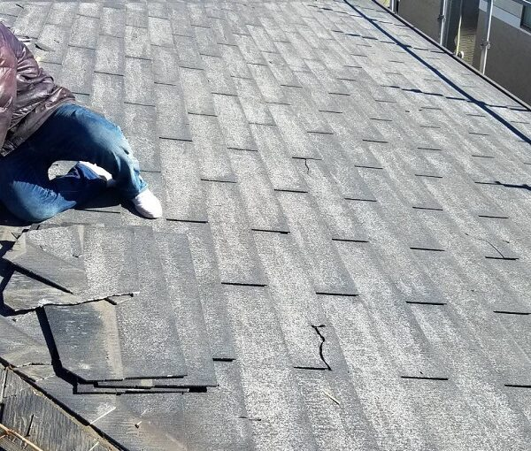 神奈川県横浜市 K様邸 屋根葺き直し工事 板金工事 古い部材撤去 寄棟屋根の棟の呼び方